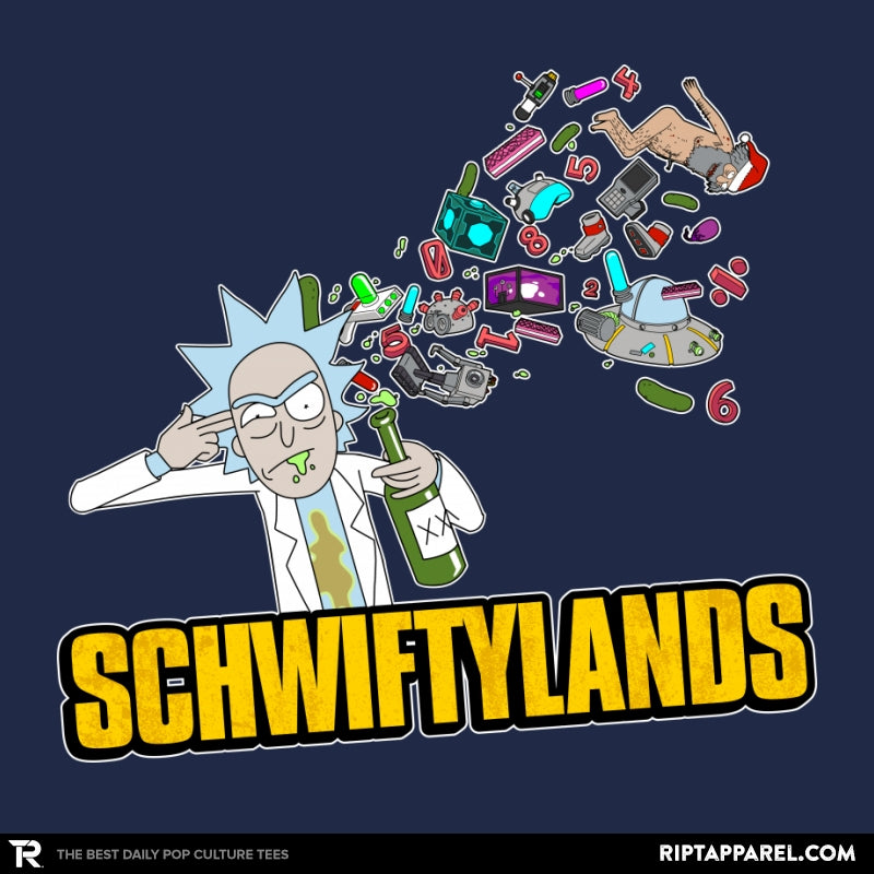 Schwiftylands - Collection Image - RIPT Apparel