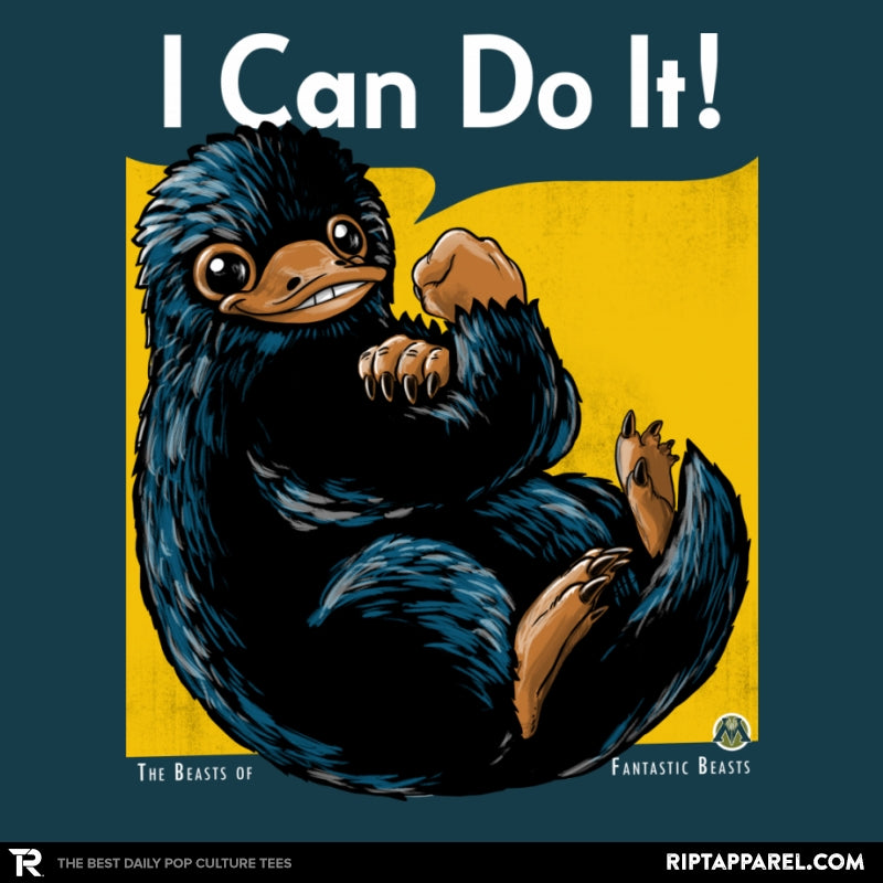 I Can Do It - RIPT Apparel