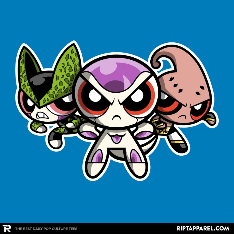The Powerpuff Villains - Collection Image - RIPT Apparel