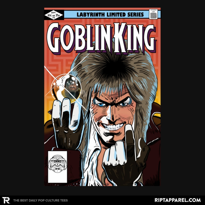 Goblin King - RIPT Apparel