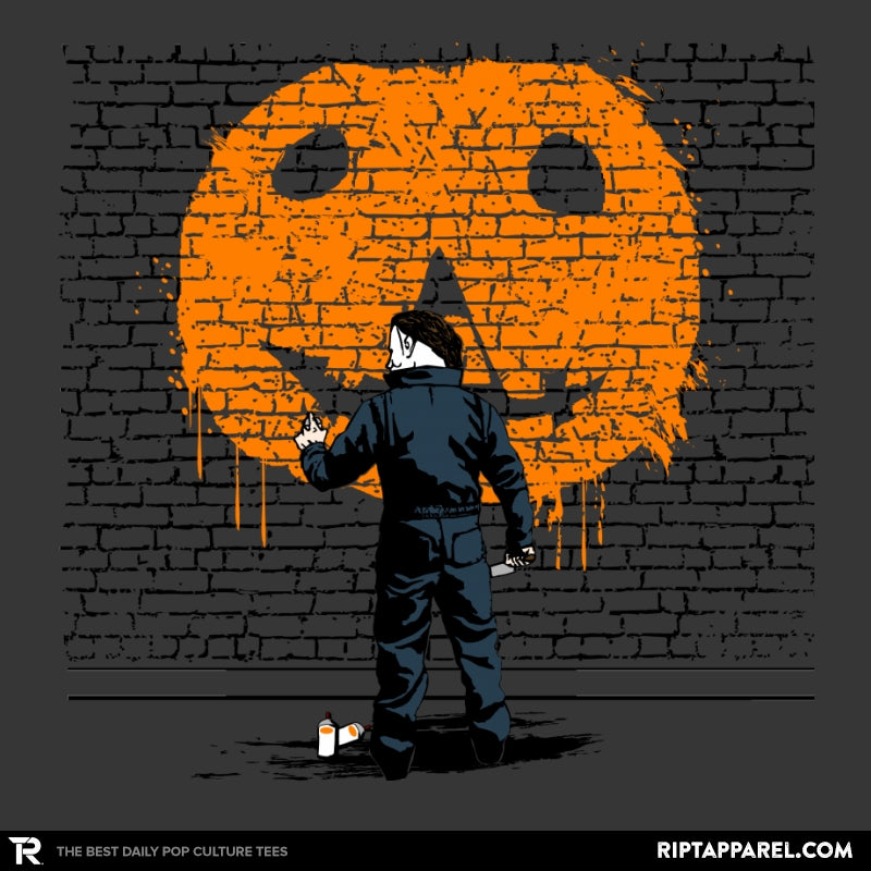 Halloween Graffiti - RIPT Apparel