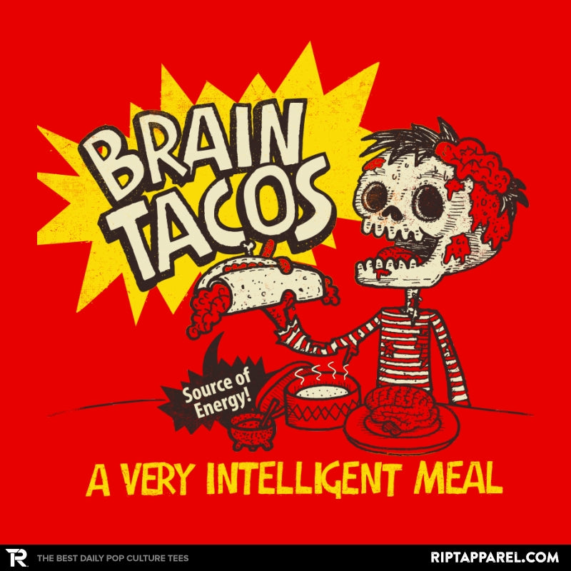 Brain Tacos - Collection Image - RIPT Apparel
