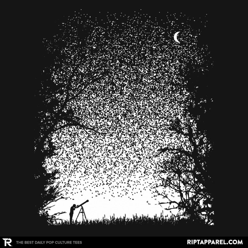 Pixel Space - Back to Nature - RIPT Apparel