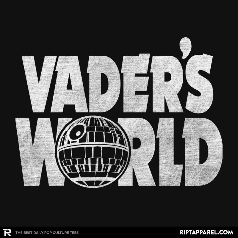 Vader's World - RIPT Apparel