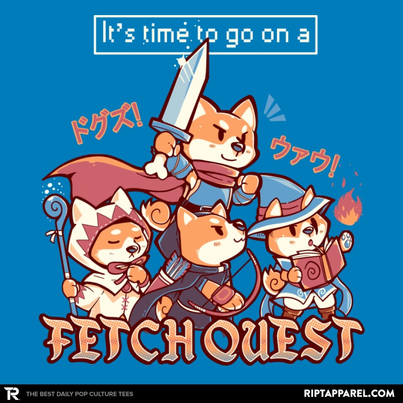 Fetch Quest - Collection Image - RIPT Apparel