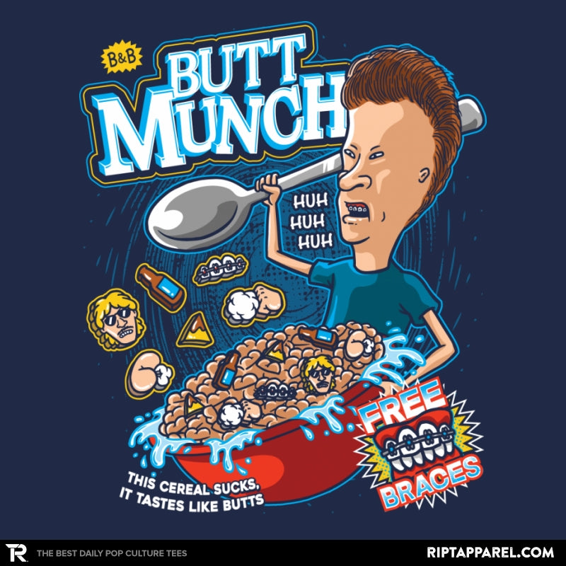 Butt Munch - RIPT Apparel