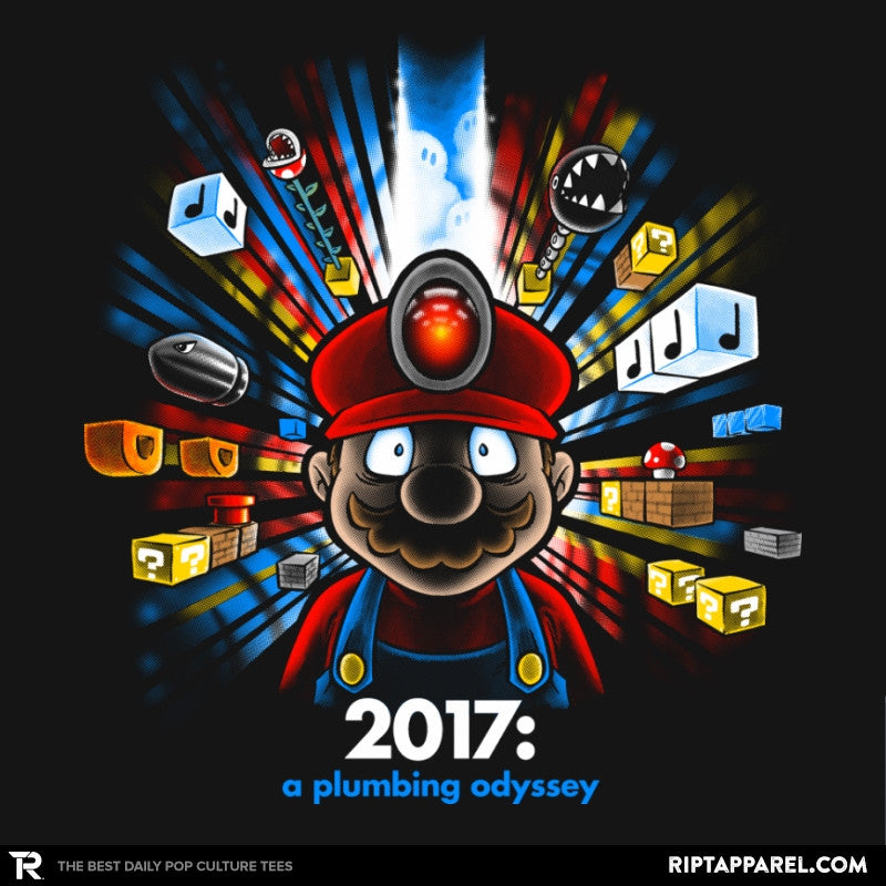 2017: A Plumbing Odyssey Exclusive - RIPT Apparel