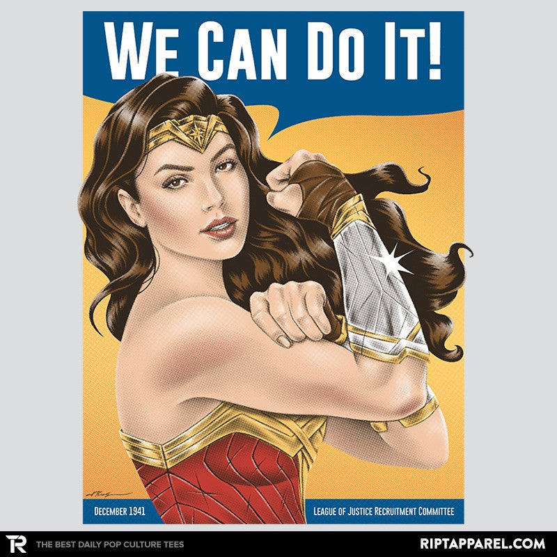 Wonder Riveter - Collection Image - RIPT Apparel