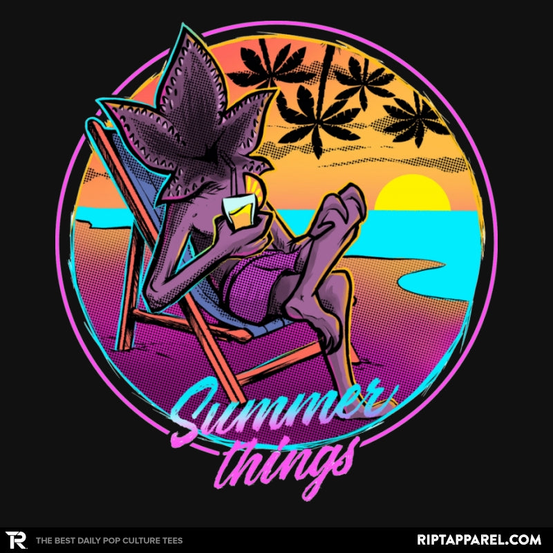 Summer Things - RIPT Apparel