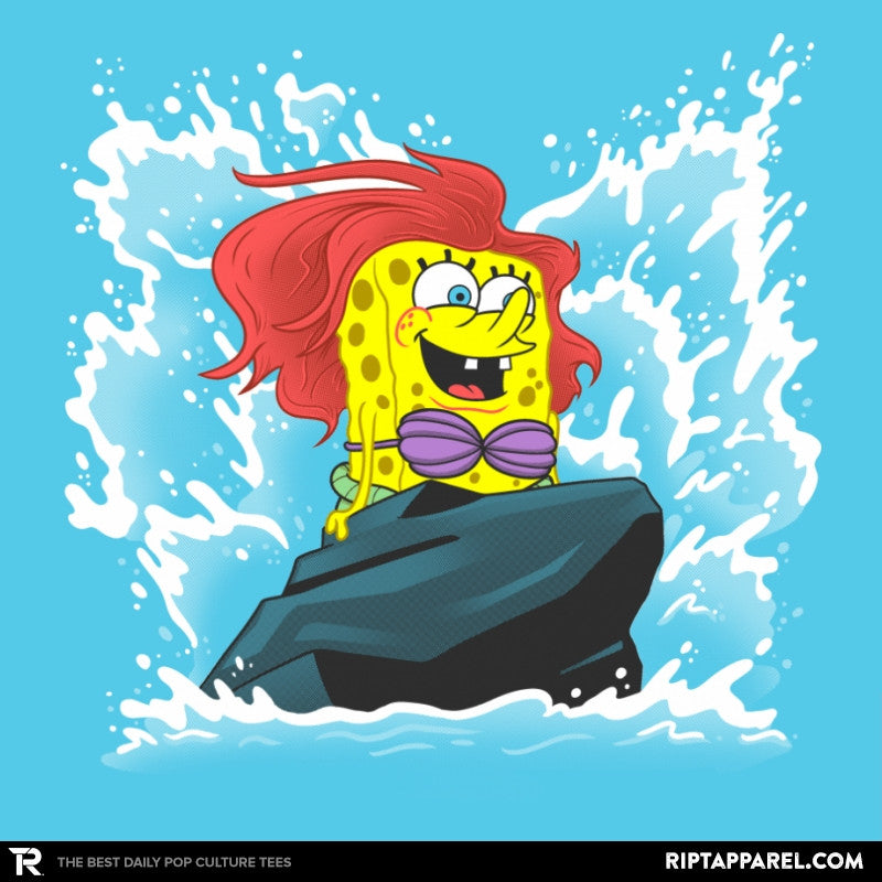 Sponge Dude Mermaid Pants Exclusive - Collection Image - RIPT Apparel