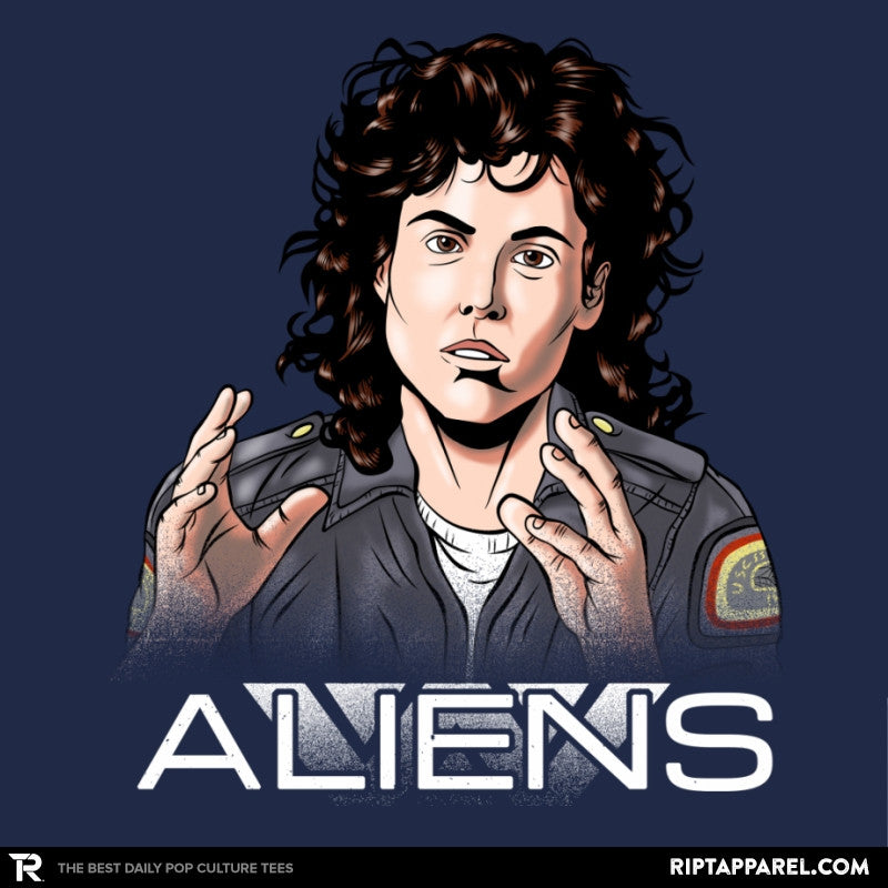 Aliens - Extraterrestrial Tees - Collection Image - RIPT Apparel