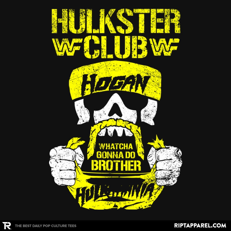 HULKSTER CLUB Exclusive - Collection Image - RIPT Apparel