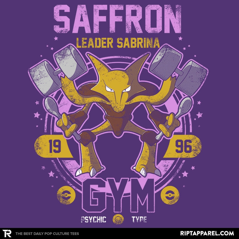 Saffron Gym - New Year's Evolutions - Collection Image - RIPT Apparel