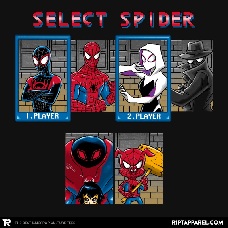 Select Spider - Collection Image - RIPT Apparel