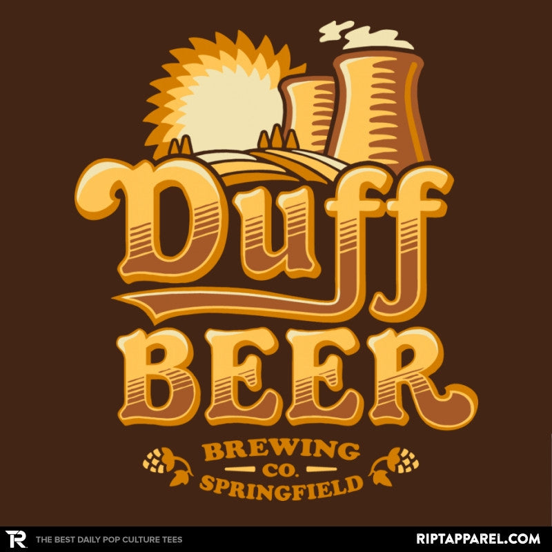 Duff Brewing Co. - Collection Image - RIPT Apparel