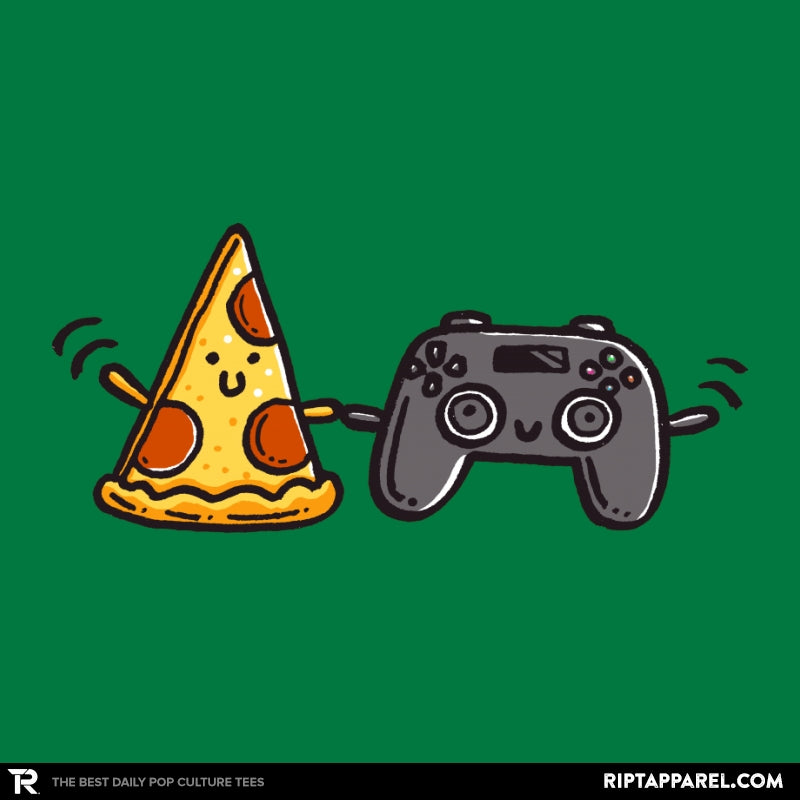 Pizza and Games - Collection Image - RIPT Apparel