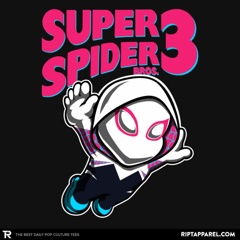 Super Spider Bros 3 - Collection Image - RIPT Apparel