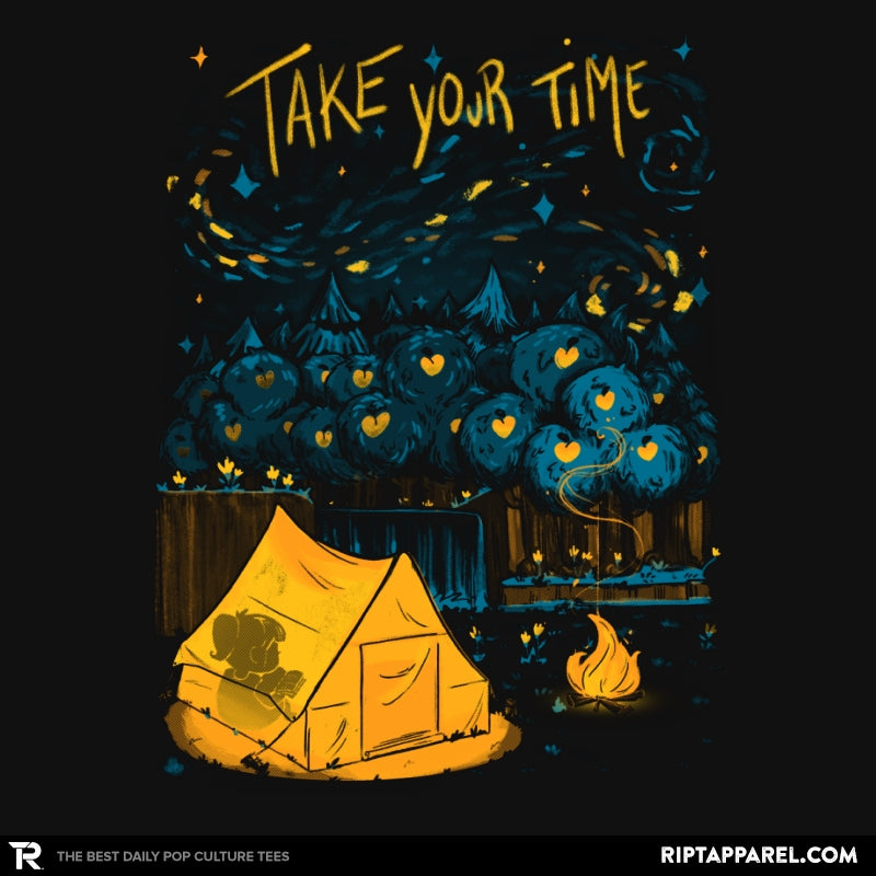 Take Your Time - Collection Image - RIPT Apparel