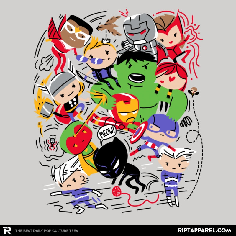 Kidvengers - Collection Image - RIPT Apparel