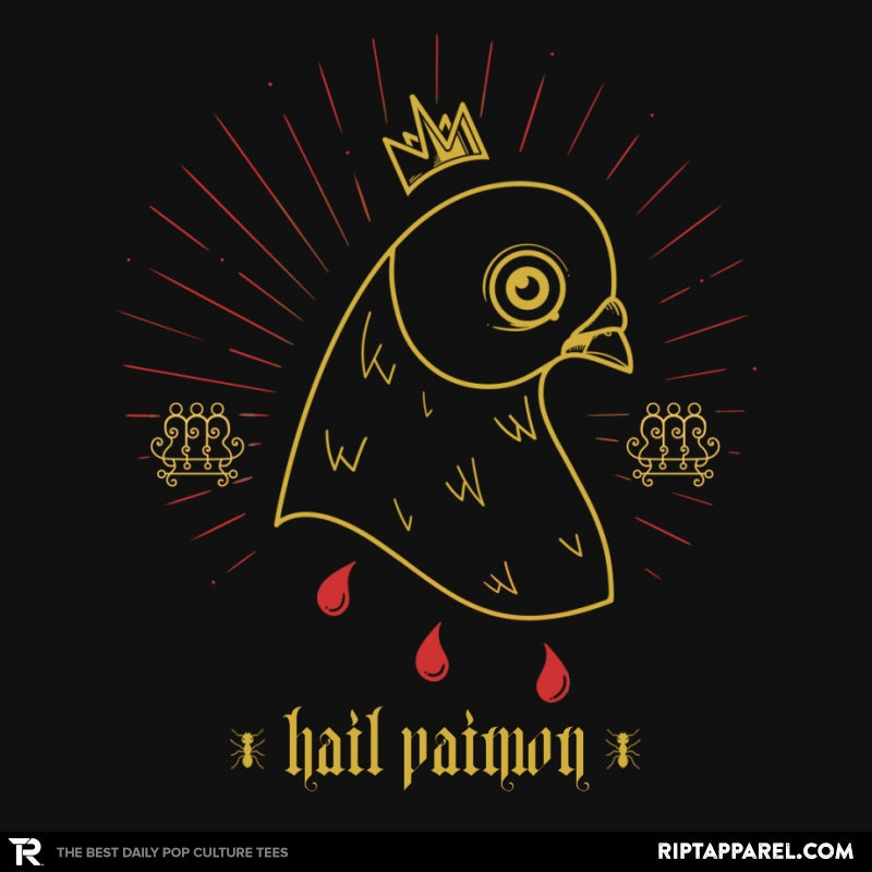 Hail Paimon - Collection Image - RIPT Apparel