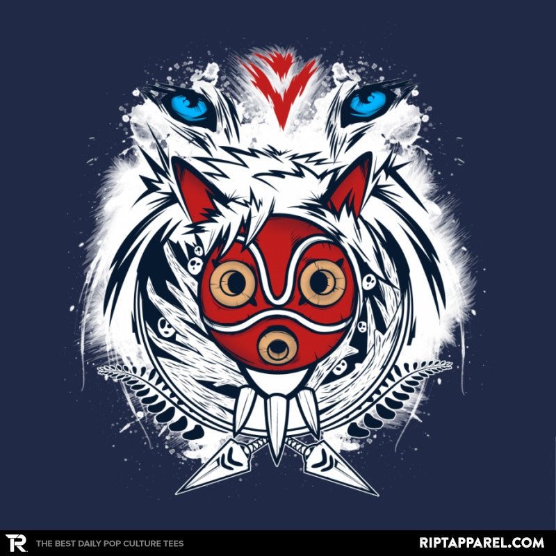Forest Spirit Protector - Graffitees - Collection Image - RIPT Apparel