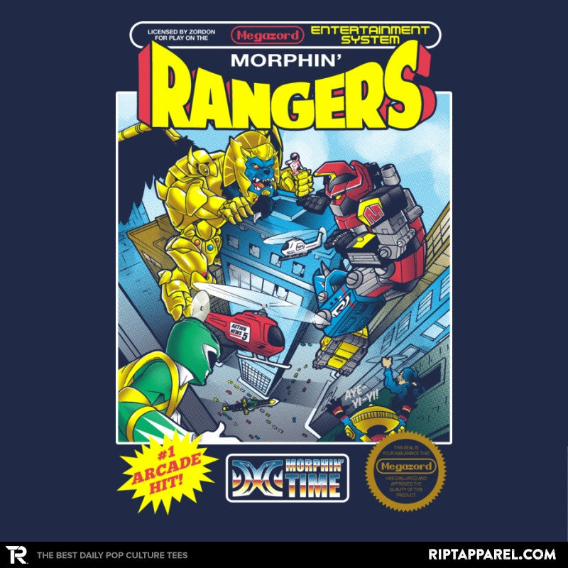 Ranger Rampage Exclusive - Collection Image - RIPT Apparel
