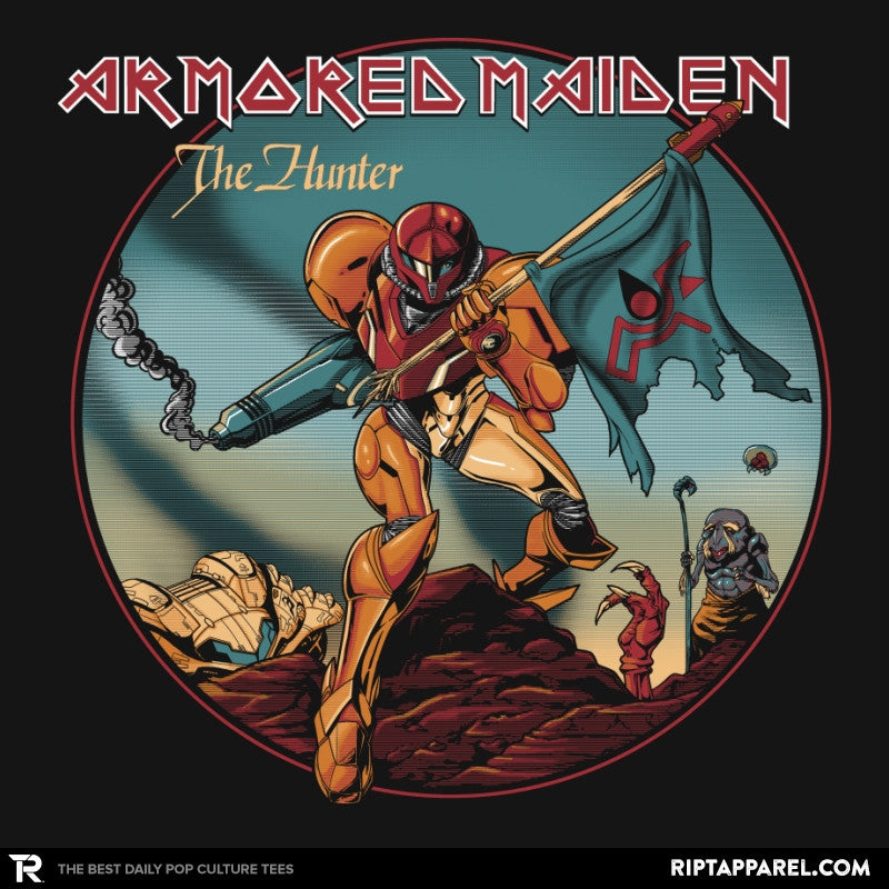 Armored Maiden: The Hunter Reprint - Collection Image - RIPT Apparel