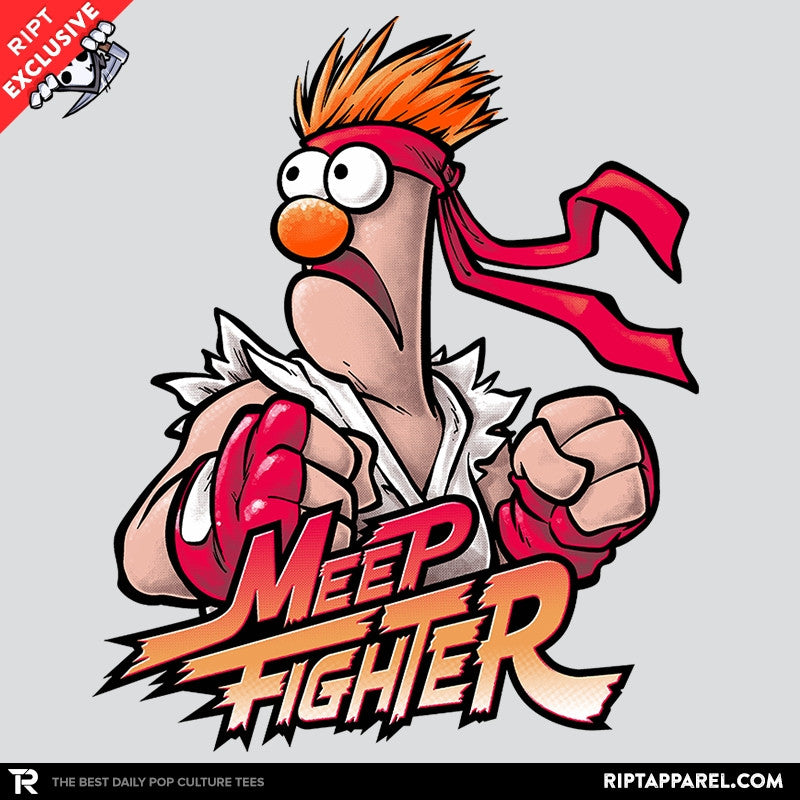 Meep Fighter Exclusive - Collection Image - RIPT Apparel