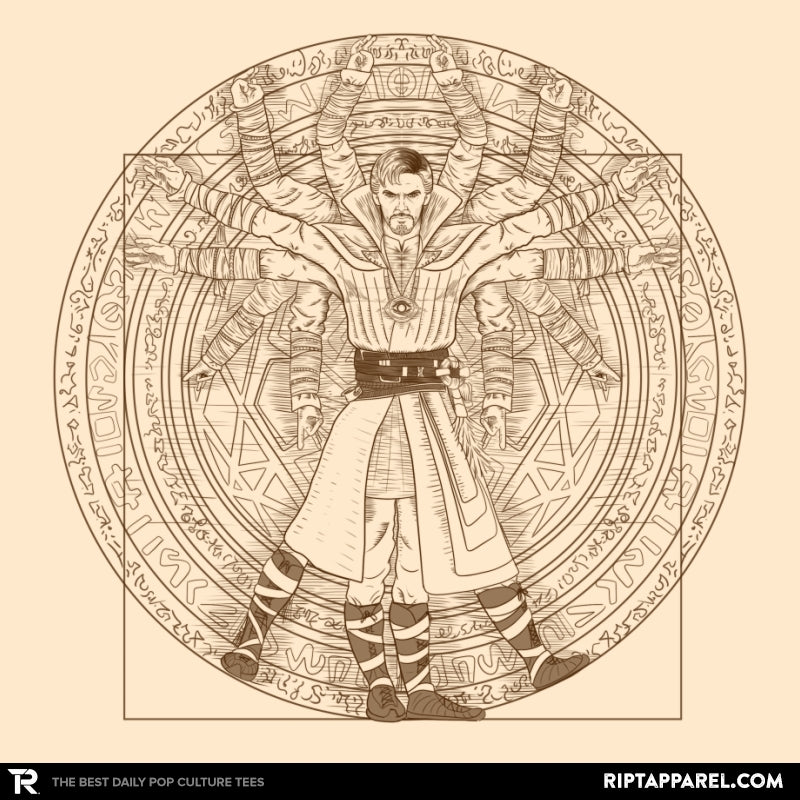 Dr. Vitruvian - Collection Image - RIPT Apparel