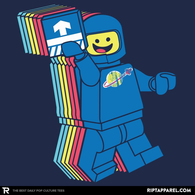 SPACESHIPALICIOUS Exclusive - Brick Tees - Collection Image - RIPT Apparel