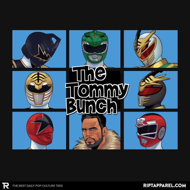The Tommy Bunch - RIPT Apparel