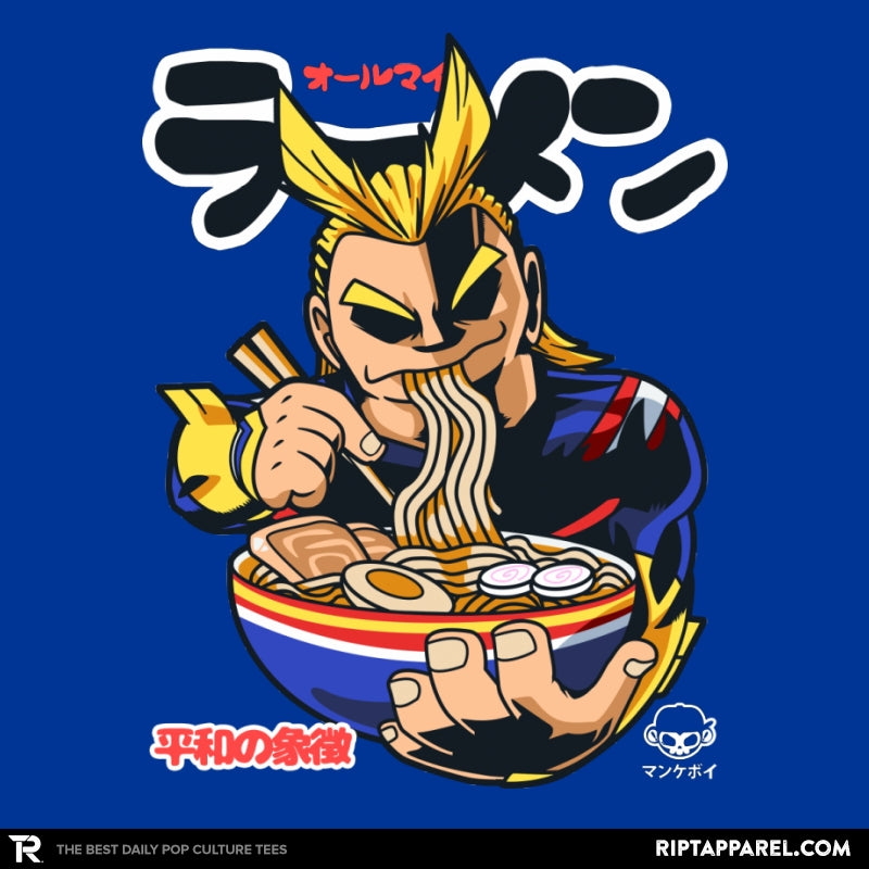 All Might Ramen - Collection Image - RIPT Apparel