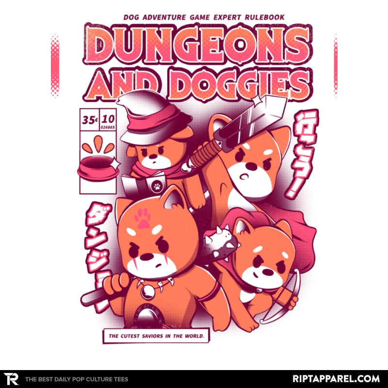 Dungeons & Doggies - Collection Image - RIPT Apparel