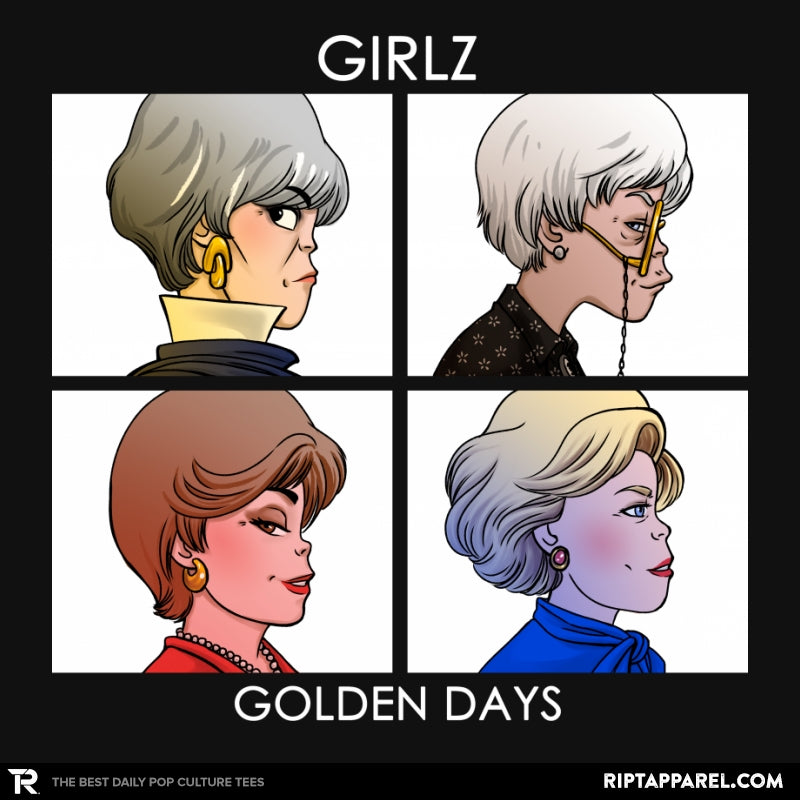 Golden Dayz - Best Seller - RIPT Apparel