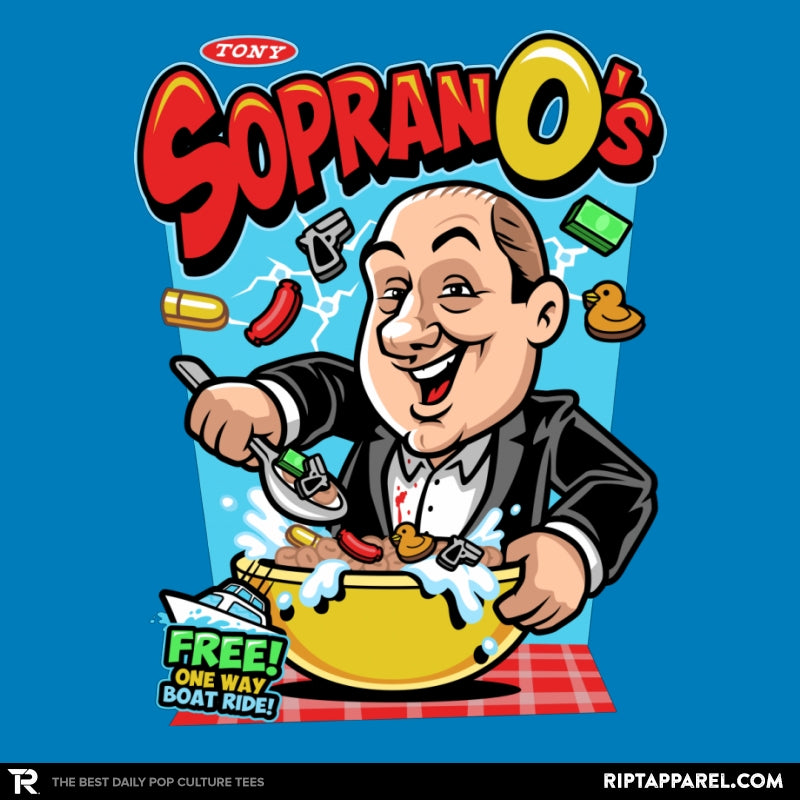 SopranO's Cereal - RIPT Apparel