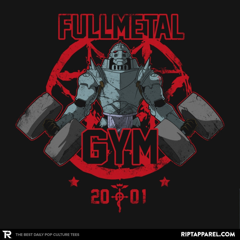 Fullmetal Gym Exclusive - Anime History Lesson - RIPT Apparel