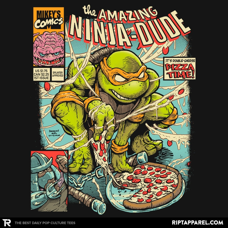 The Amazing Ninja Dude - Collection Image - RIPT Apparel