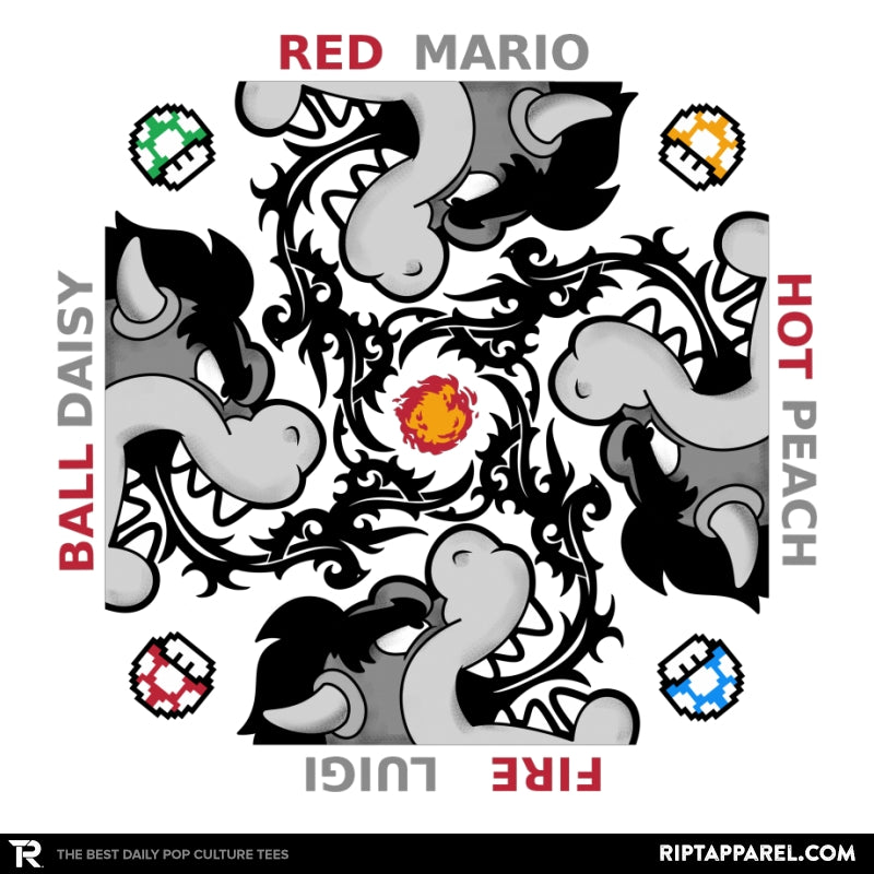 Red Hot Fire Ball - RIPT Apparel