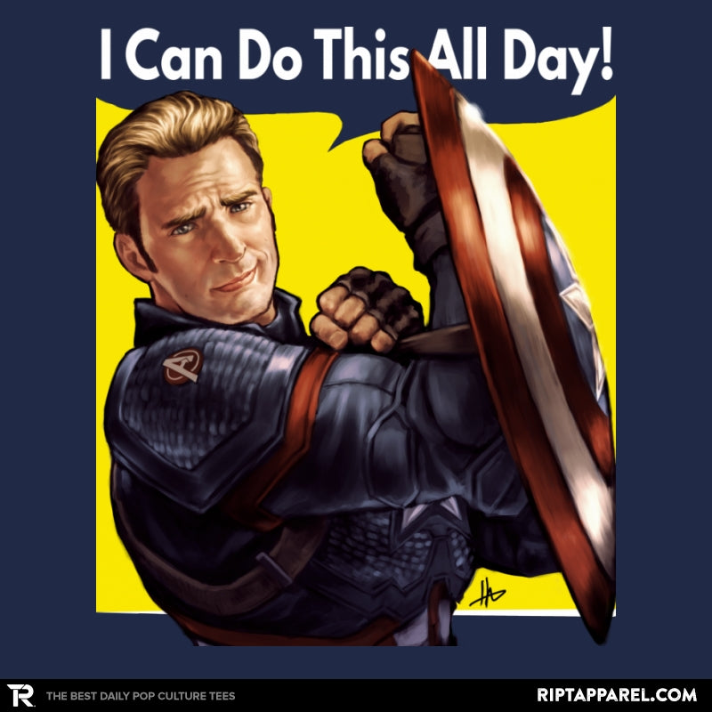 Cap Can Do It! - RIPT Apparel