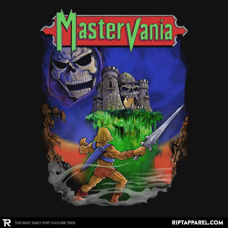 Mastervania - Anytime - Collection Image - RIPT Apparel