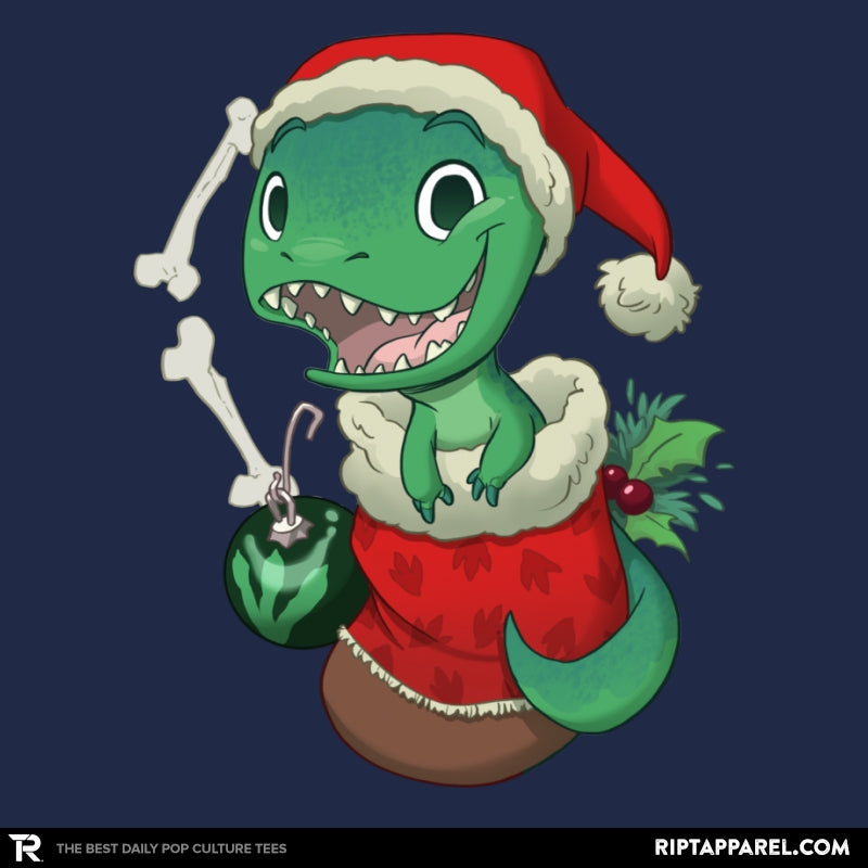 Stocking Stuffer: T-rex - Collection Image - RIPT Apparel