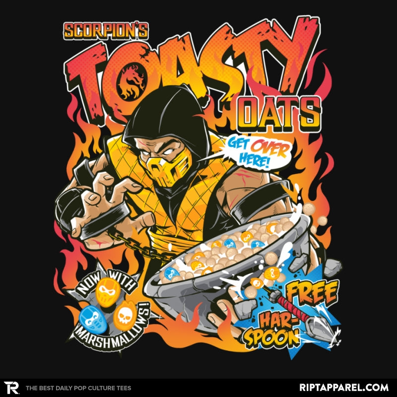 Toasty Oats - Anytime - RIPT Apparel
