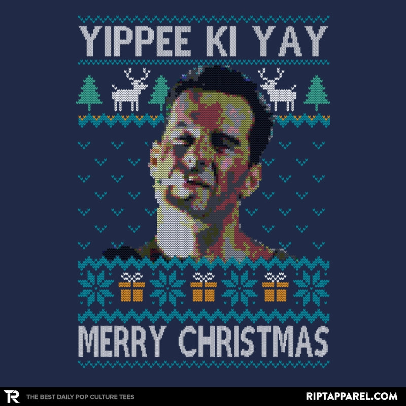 Yipee ki Yay Merry Christmas - Collection Image - RIPT Apparel