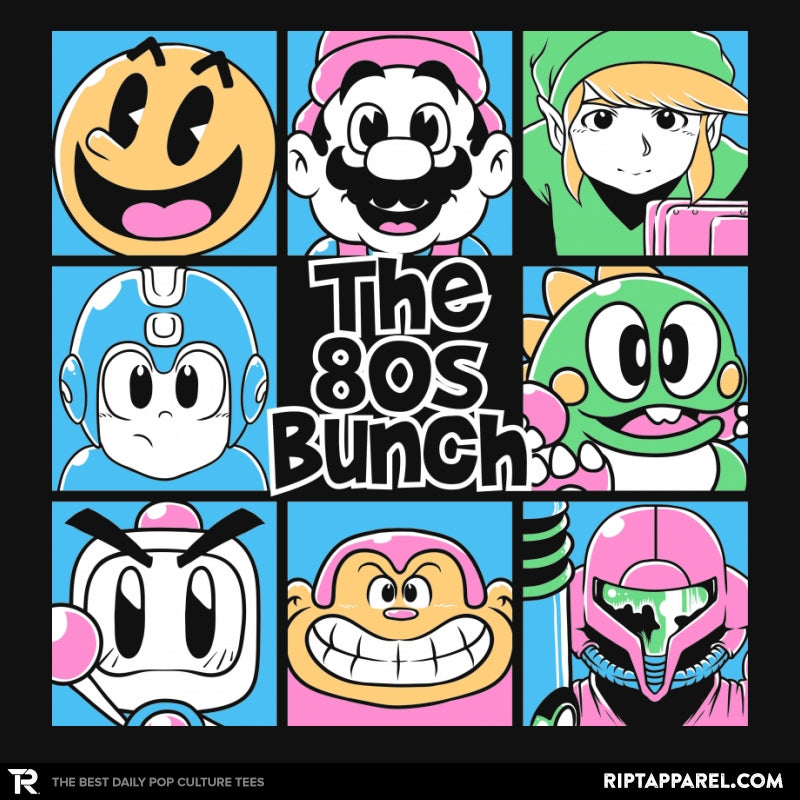 The 80s Bunch - Collection Image - RIPT Apparel