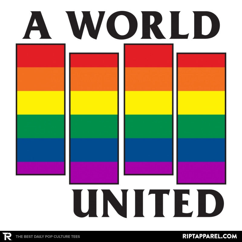 A World United Exclusive - Pride - Collection Image - RIPT Apparel