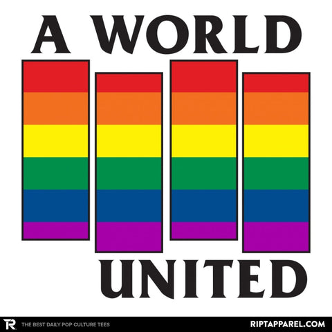 A World United Exclusive - Pride