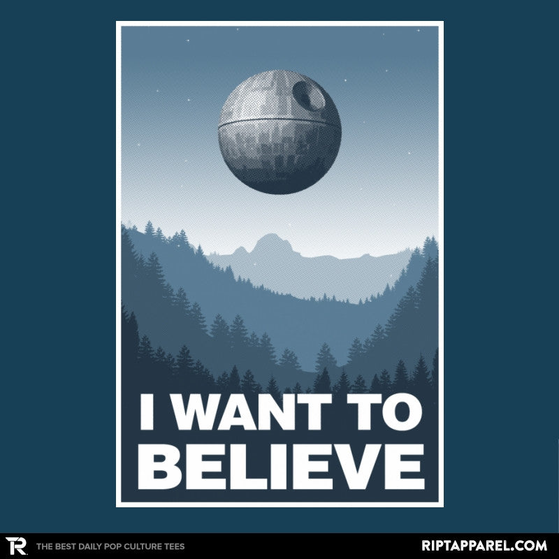 I Want To Believe - Collection Image - RIPT Apparel