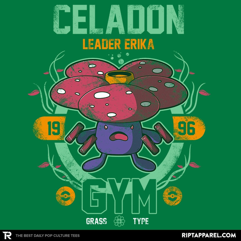 Celadon Gym - New Year's Evolutions - RIPT Apparel