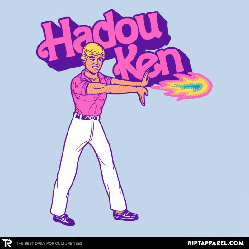 Hadou Ken - Collection Image - RIPT Apparel