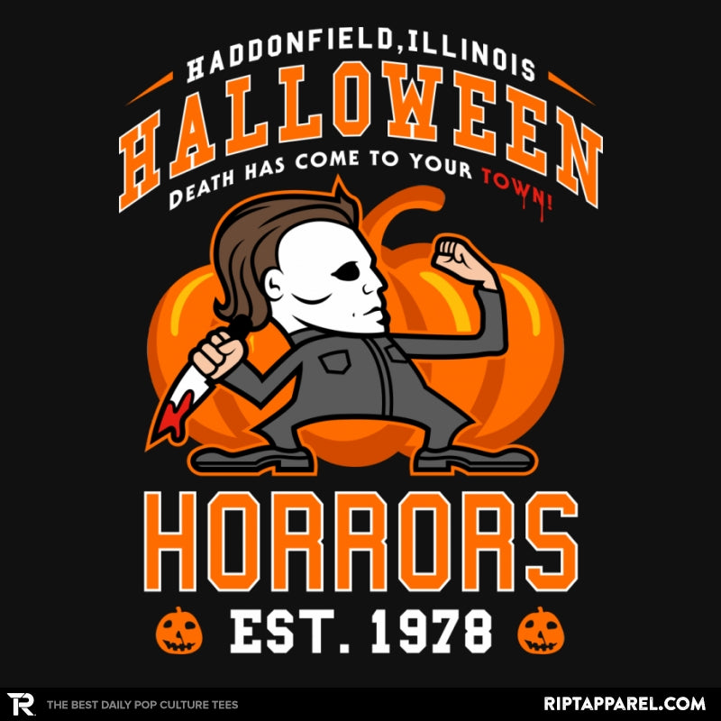 Halloween Horrors - Collection Image - RIPT Apparel